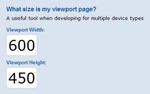 Viewport Tool